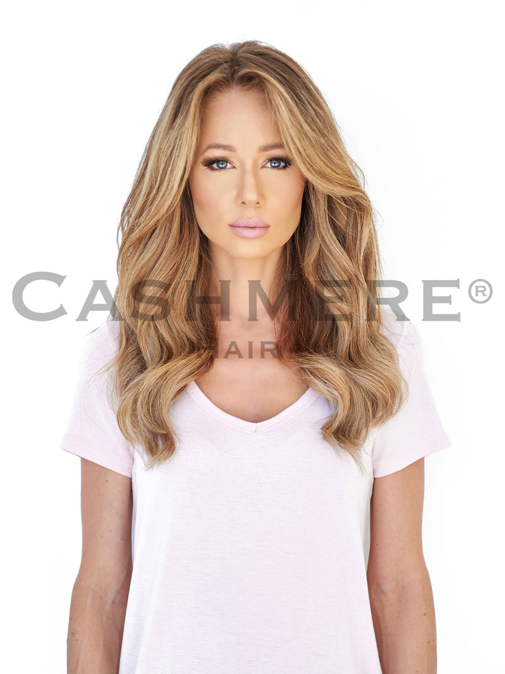 Cashmere Hair Extensions Length Comparison Page