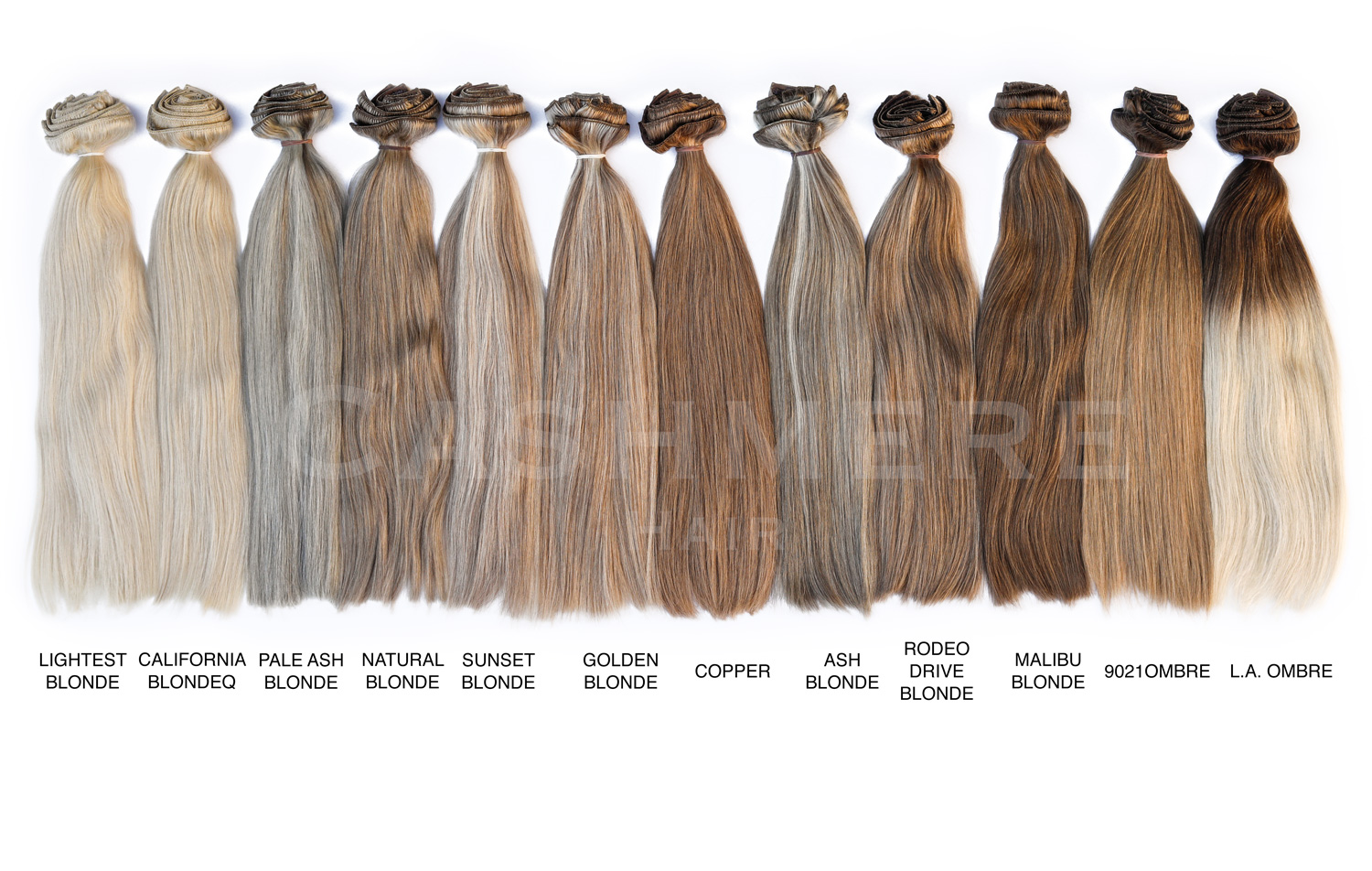 Cashmere hair extensions color chart blonde hair extensions color chart pmusecretfo Gallery