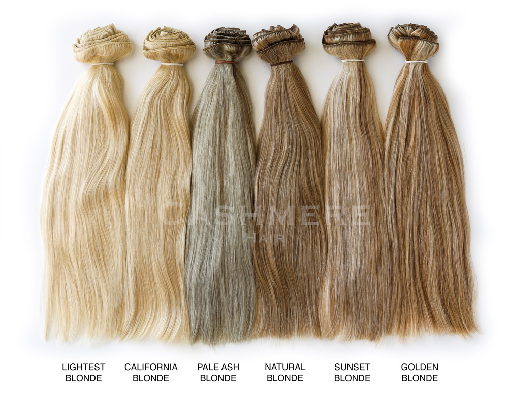 Cashmere hair extensions color chart blonde hair extensions color chart pmusecretfo Choice Image
