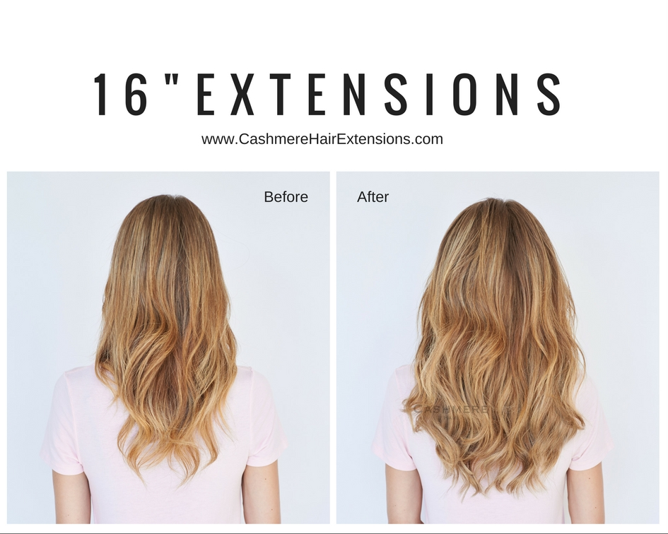 16 hair extensions before and after image collections hair remy clip in hair extensions before after pictures cashmere cashmere hair before and after pmusecretfo image pmusecretfo Images