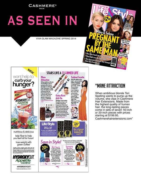 Life & Style Magazine